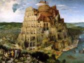 Tower of Babel - Pieter Brueghel 1536