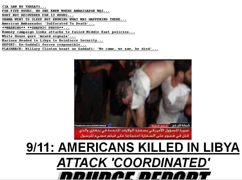 9/11 Embassy Attacks