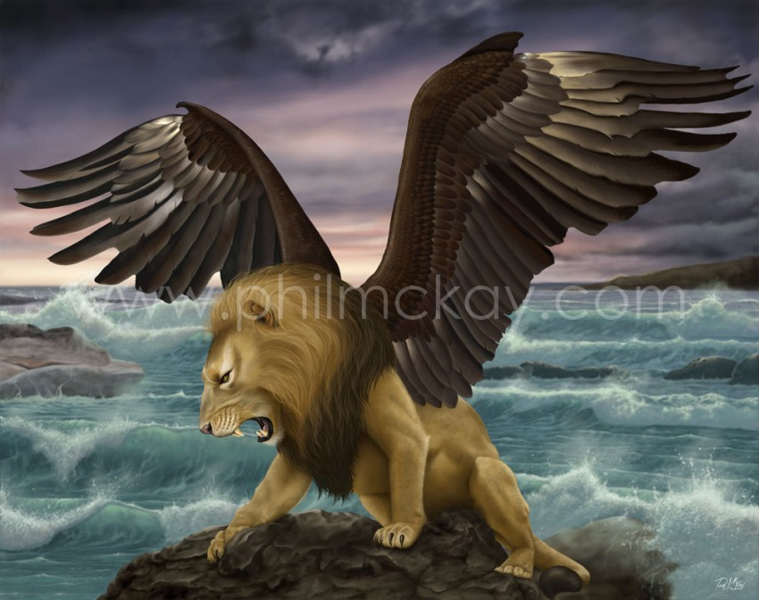 Revelation 194 The twentyfour elders and the four living