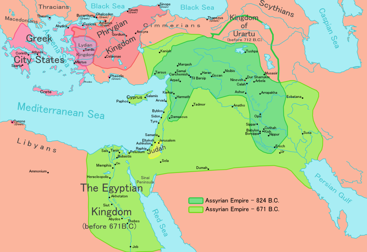 "Micah 5 Calls the Antichrist ""the Assyrian"" and Reveals the Geographic Location of His Kingdom"