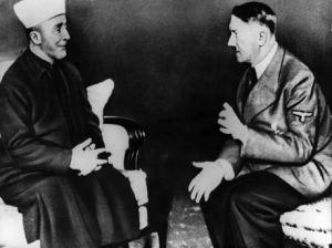 Hajj Amin al-Husseini and Adolf Hitler