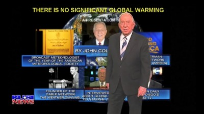 How the Global Warming Scare Began // John Coleman, Founder of The Weather Channel