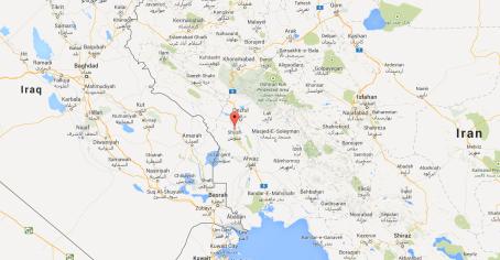 Shush (Susa), Iran