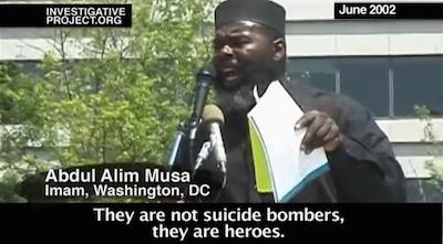 Heroes Not Suicide Bombers