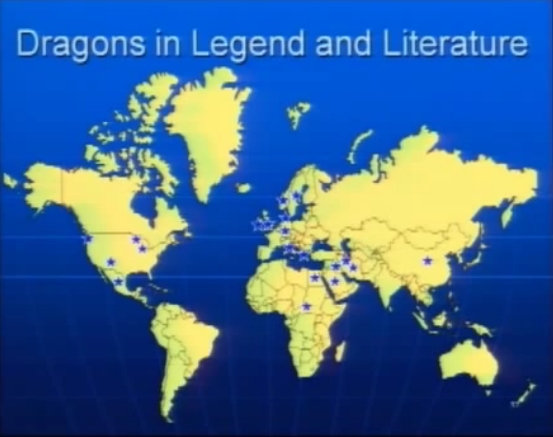 Dragons in Legend and Literature