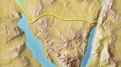 Path of the Israelites