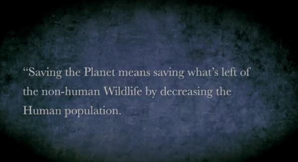 Eco-terrorist James Lee Quote 1