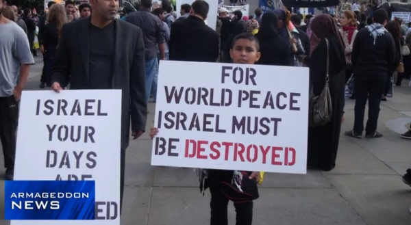 For World Peace Israel Must Be Destroyed
