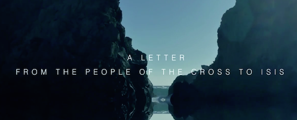 A Letter from the People of the Cross to ISIS