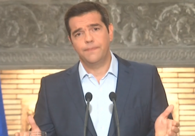Alexis Tsipras: The Latest European Candidate for AntichristResigns