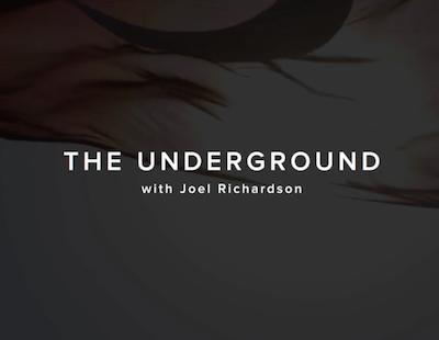 THE UNDERGROUND with Joel Richardson: DANIEL 2 and the FOURTHKINGDOM